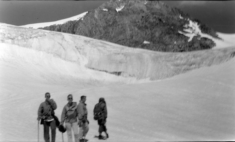 #178 Winston-Malcolm-Kenyon Stebbins & Al Read on ascent up Gannett Peak 27 June'61