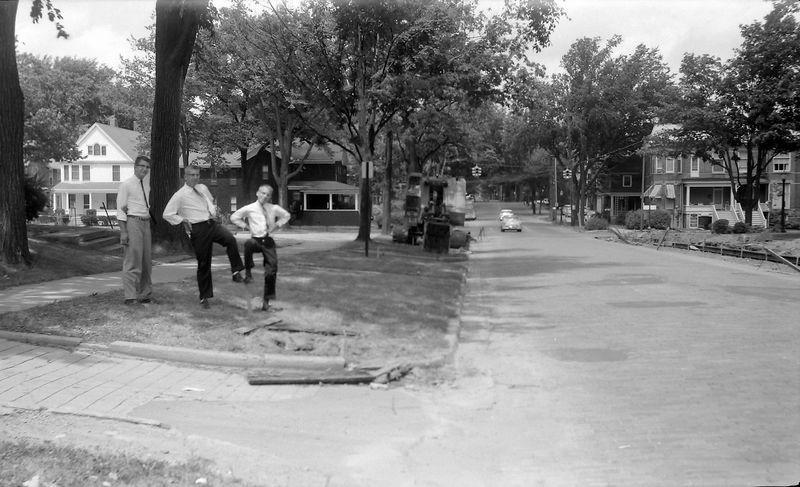 #220 Winston-Malcolm-Kenyon Stebbins at 109 N Walnut ave Lansing Mi 23 July'61