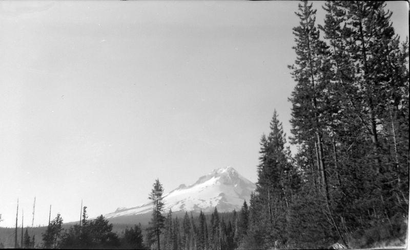 #204 Mt Hood 10 July'61