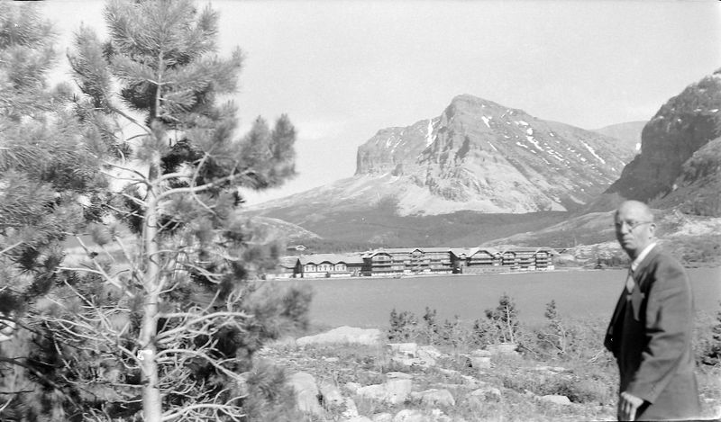 #15 Rowland Stebbins Glacier Lodge 18 June'60