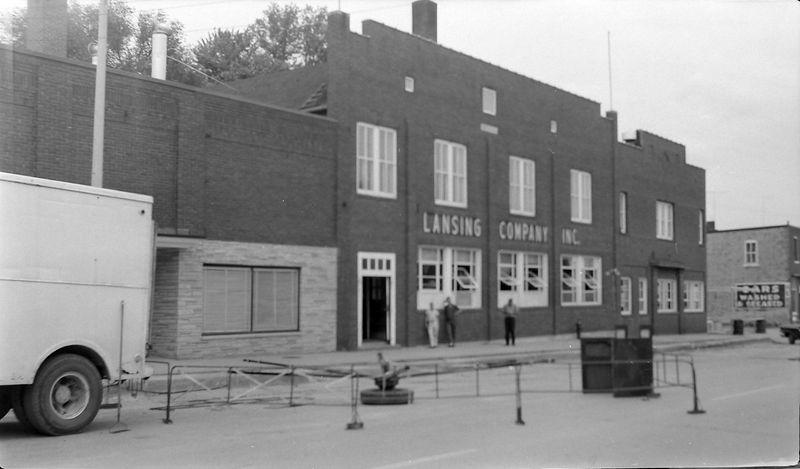 #28 Winston-Malcolm-Kenyon Stebbins Lansing Iowa PO 1 July'60