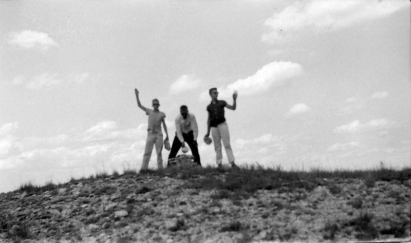 #73 Winston-Malcolm-Kenyon Stebbins highpoint Nebraska 13 July'60
