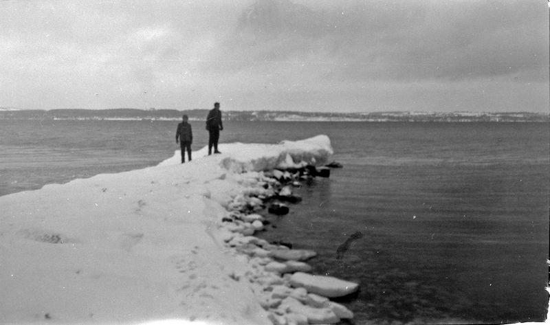 #116 Kenyon & Malcolm Stebbins Roaring Brook 31 Dec'60