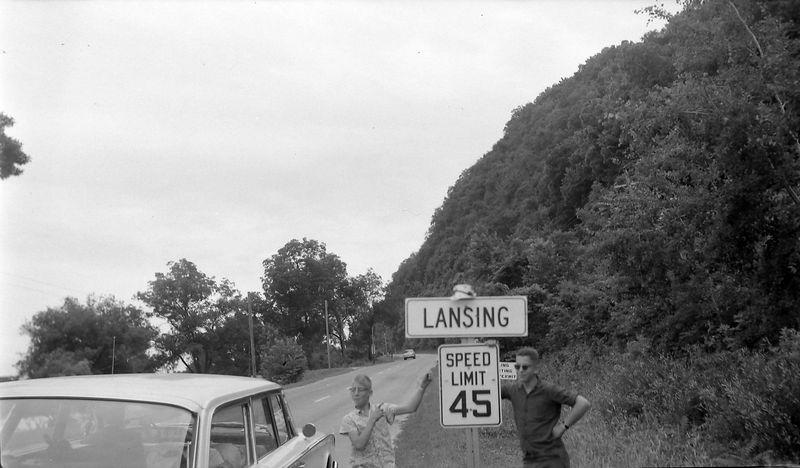 #25 Malcolm-Kenyon Stebbins Lansing Iowa 30 June'60