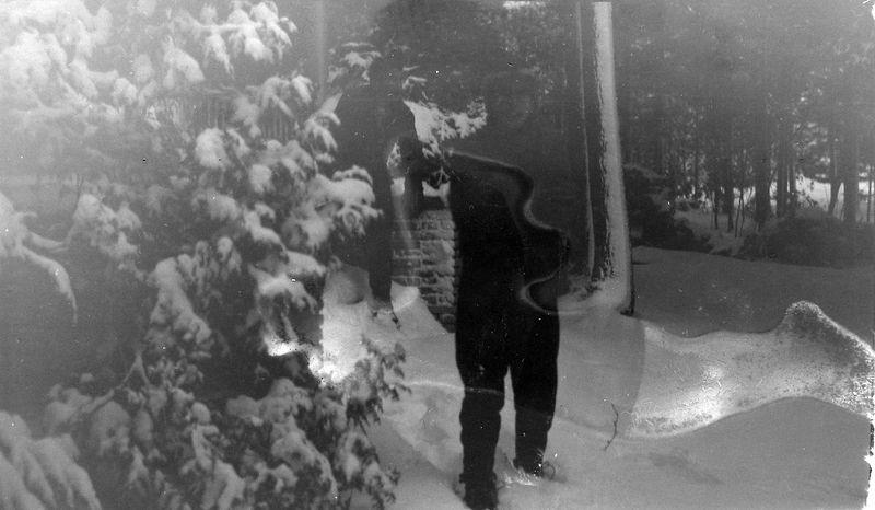 #139 Kenyon & Malcolm Stebbins Roaring Brook 31 Dec'60
