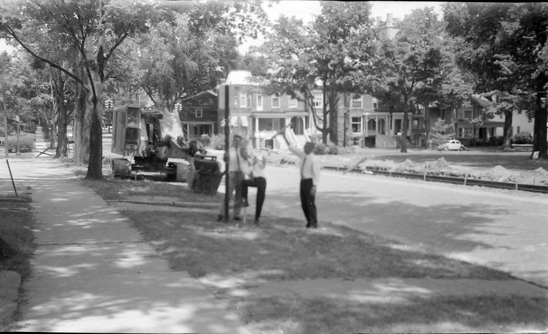 #222 Winston-Malcolm-Kenyon Stebbins at 109 N Walnut ave Lansing Mi 23 July'61