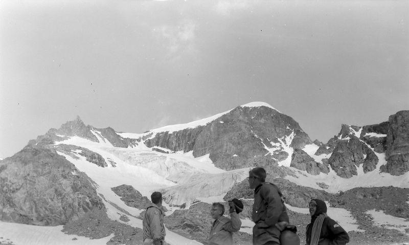 #176 Gannett Peak Wyo Al Read Winston-Malcolm-Kenyon Stebbins 27 June'61