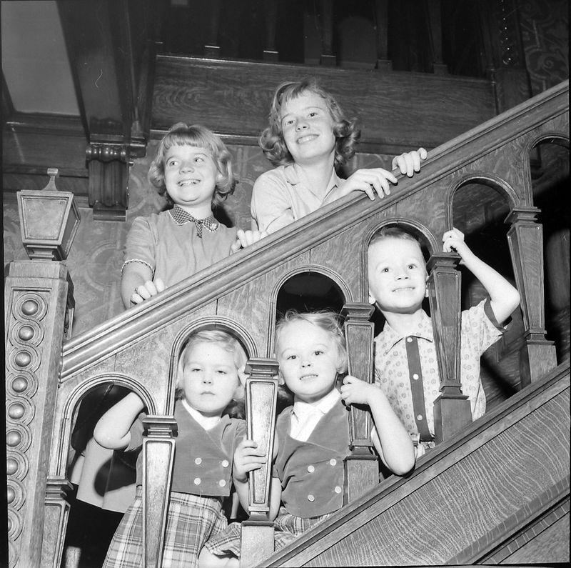 #123 Stebbins Children 25 Dec'60