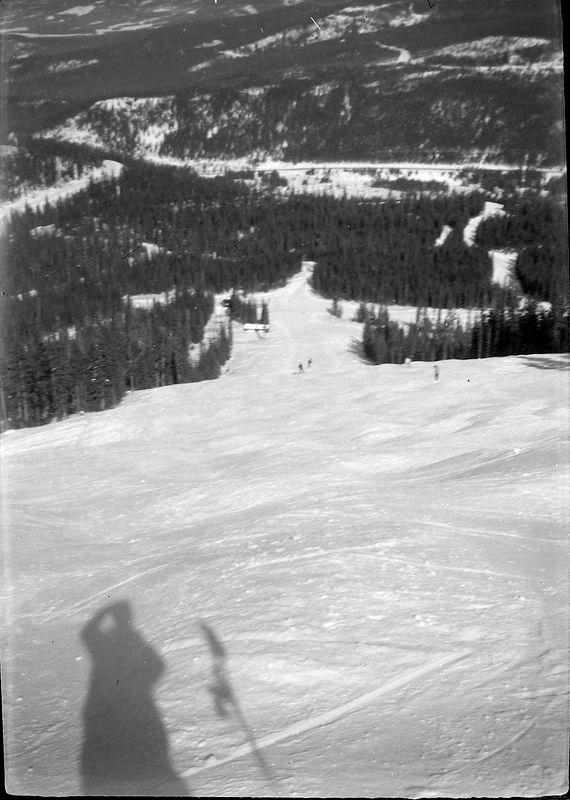 #34 Bradleys Bosh (or Back) WInter Park Colo Feb'62