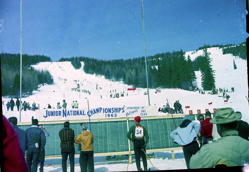 #43 Big Mt Montana 17 March'62