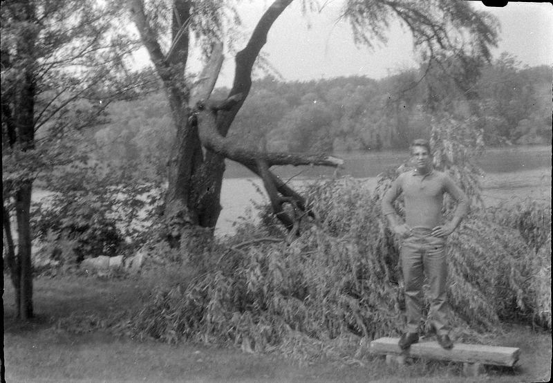 #19 Malcolm Stebbins 1710 MRD Sept'61