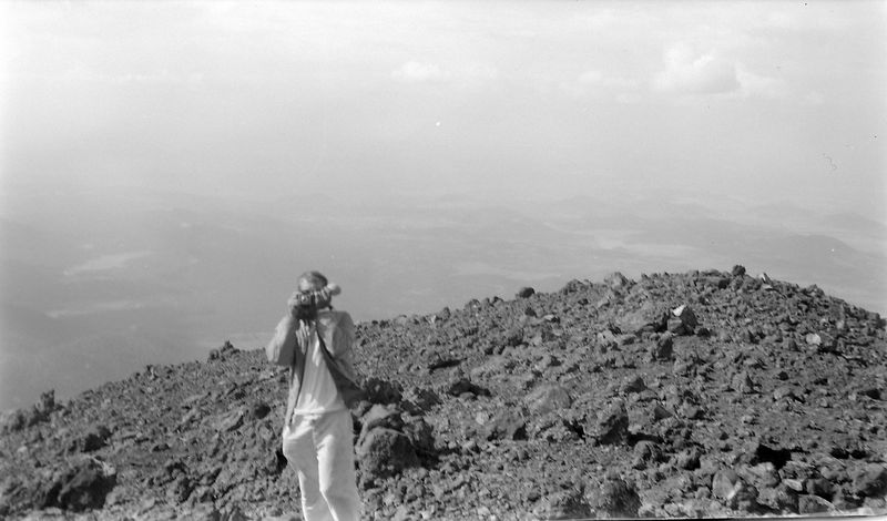 #152 Winston Stebbins Humphry's Peak Araz 3 July'62