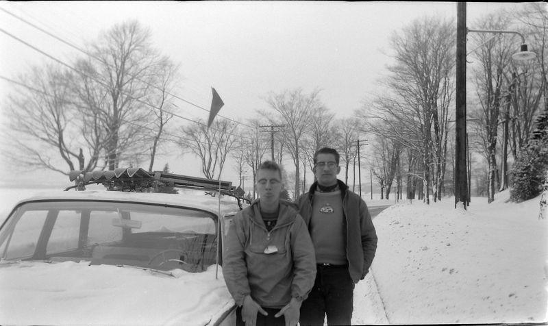 #39 Kenyon & Malcolm Stebbins where  March'62
