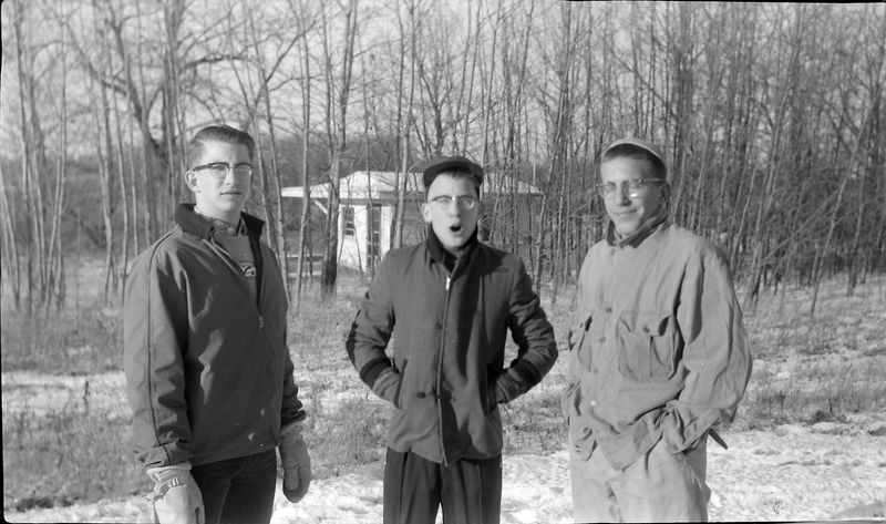 #25 Winston-Malcolm-Kenyon Stebbins Eaton Shore (Jolly Rd) Dec'61