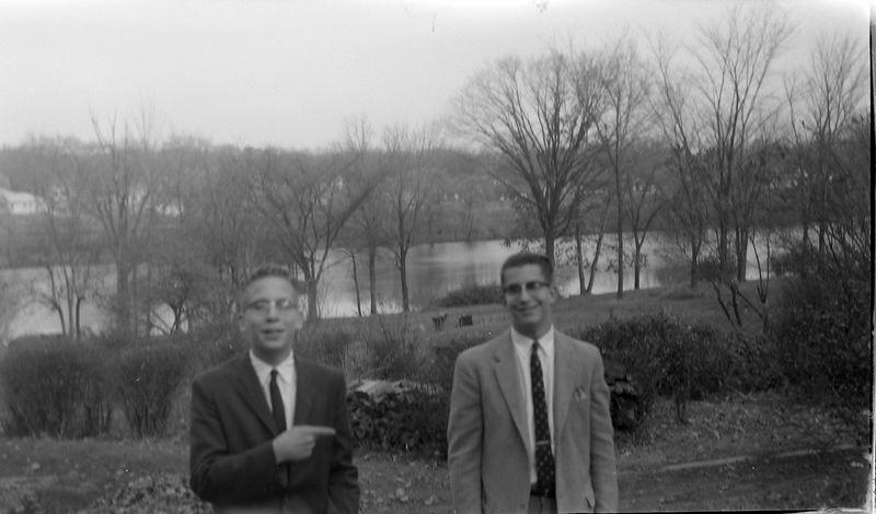 #17 Kenyon & Malcolm Stebbins 1710 MRD Nov'61
