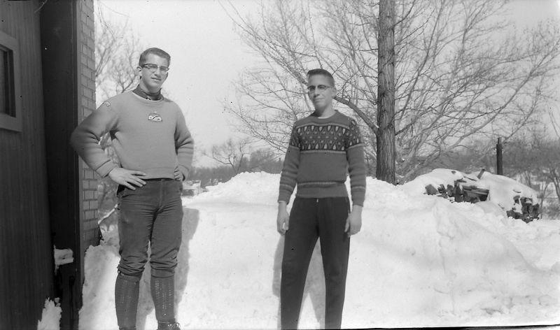 #35 Malcolm & Kenyon Stebbins 1710 MRD Feb'62