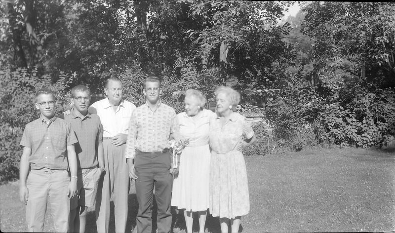 #127 Kenyon-Winston-Stowell-Malcolm-Gywn-Marie Stebbins Marshall Mi 28 June'62