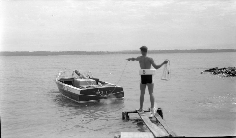 #120 Winston & Malcolm Stebbins Roaring Brook 15 June'62