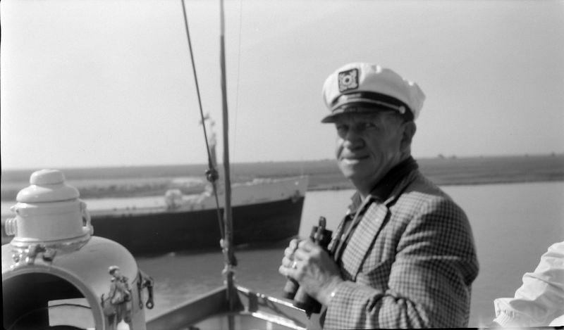 #107 Francis Stebbins aboard SS S American 4 June'62
