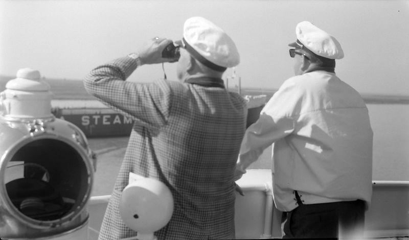 #108 Francis Stebbins aboard SS S American 4 June'62