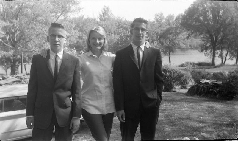 #98 Kenyon&Malcolm Stebbins & Hallie Wright 1710 MRD 20 May'62