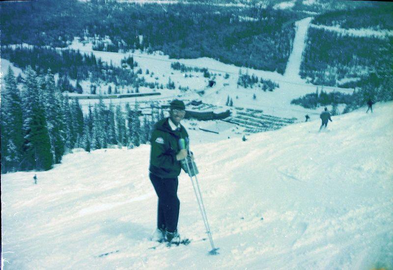 #68 Rowland Stebbins Winter Park 24 March'62