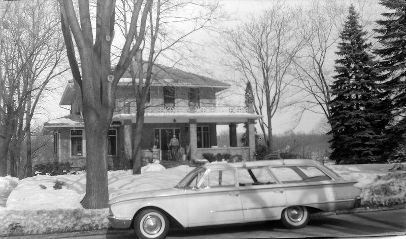 #36 1710 Moores River Drive Lansing Michigan Feb'62