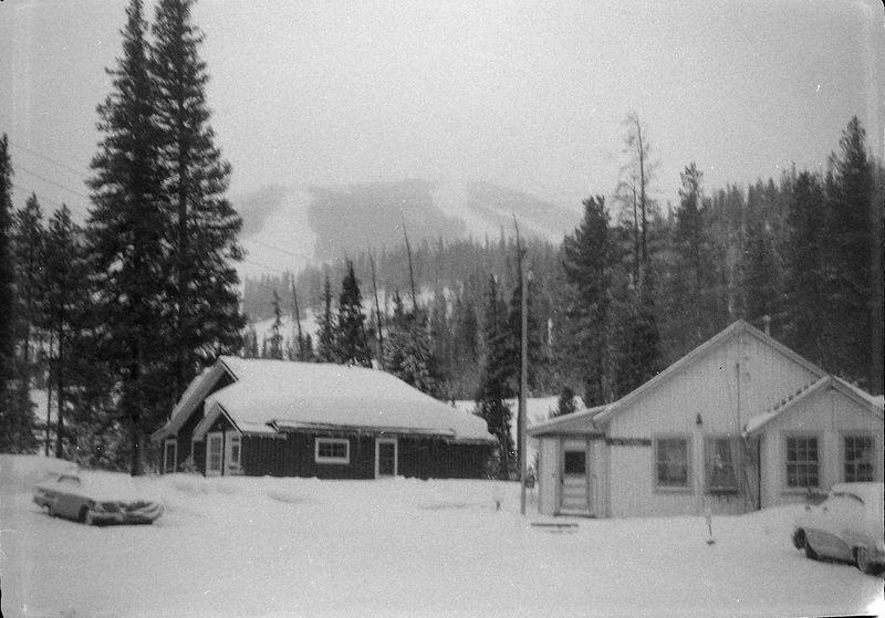#72 Winter Park Colo March'62