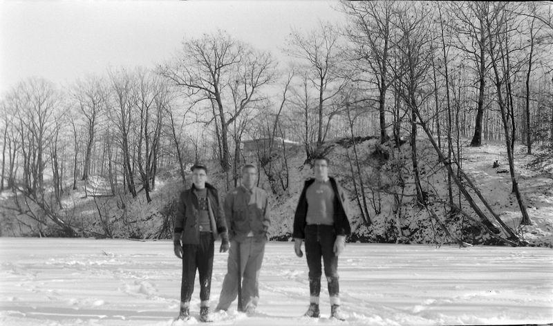 #26 Winston-Malcolm-Kenyon Stebbins Eaton Shore (Jolly Rd) Dec'61