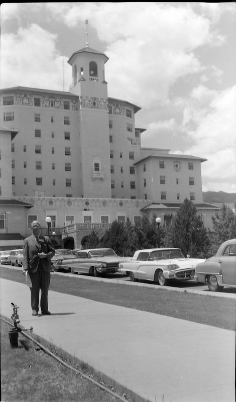 #105 Rowland Stebbins at Broadmore Hotel Colo Springs 30 May'62