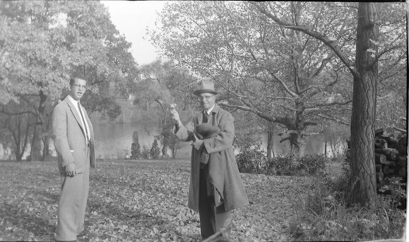 #16 Malcolm & Rowland Stebbins With Kinko leaf 1710 MRD Nov'61