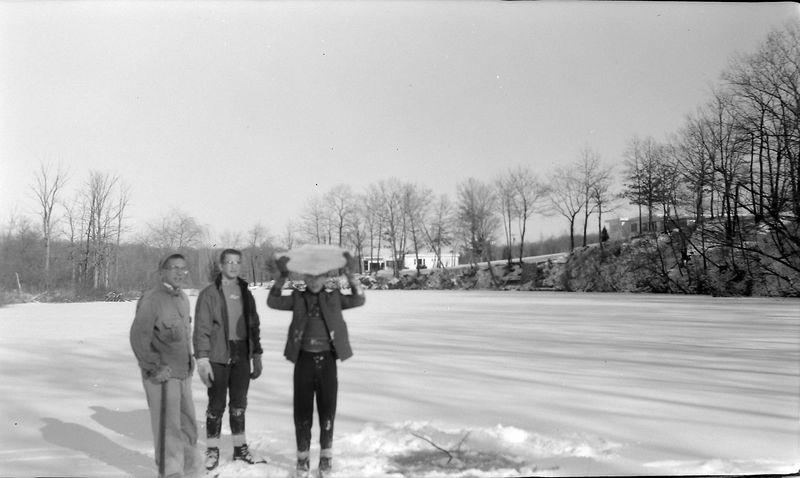 #27 Winston-Malcolm-Kenyon Stebbins Eaton Shore (Jolly Rd) Dec'61