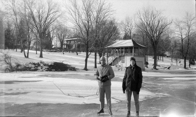 #116 Winston&Kenyon&Stebbins on ice 1710 MRD 1 Jan'63