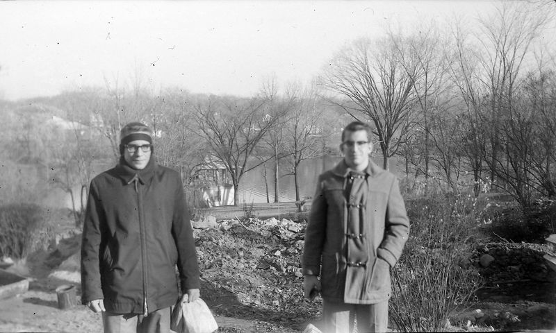 #165 Kenyon & Malcolm Stebbins 1710 MRD Nov'63