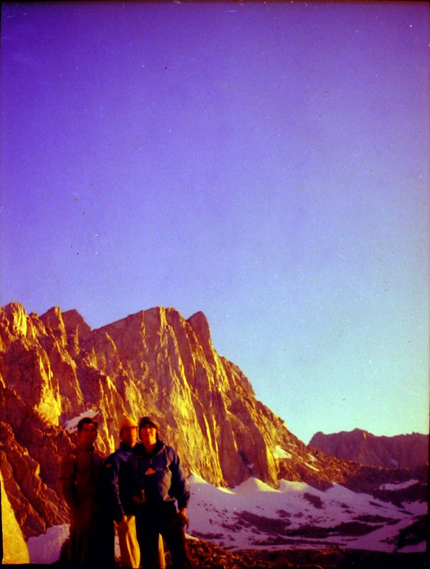 #3 Winston-Malcolm-Kenyon Stebbins Mt Whitney Calif 7 July'62