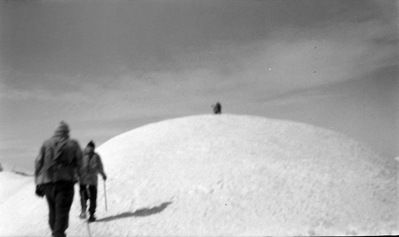 #64 enroute Mt Rainier Wash 15 July'62