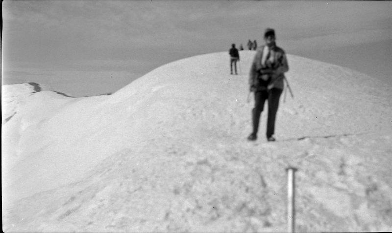 #62 Rowland Stebbins enroute Mt Rainier Wash 15 July'62