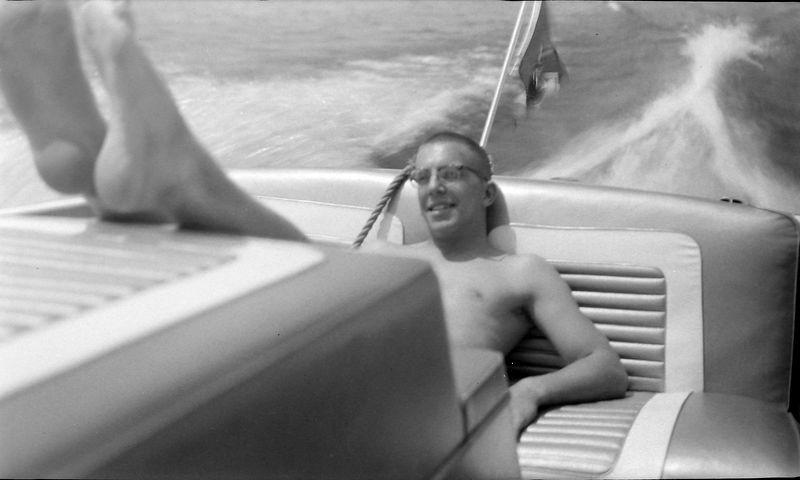 #148 Winston Stebbins in ME-2-II 8 June'63