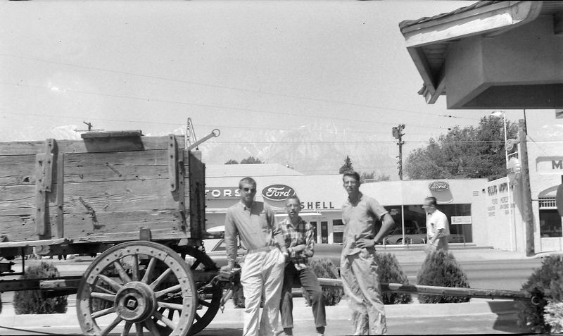 #16 Winston-Malcolm-Kenyon Stebbins Lone Pine Calif 8 July'62