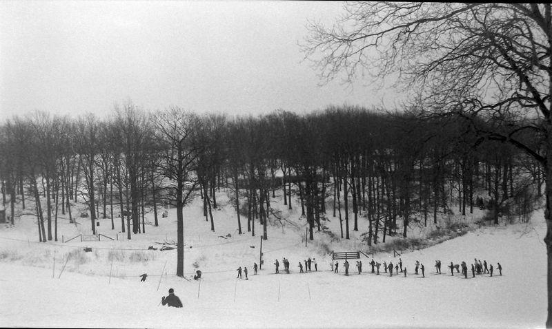 #105 Lansing Ski Club Dec'62