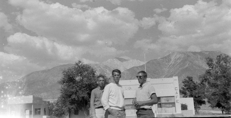 #15 Winston-Malcolm-Kenyon Stebbins Lone Pine Calif 8 July'62