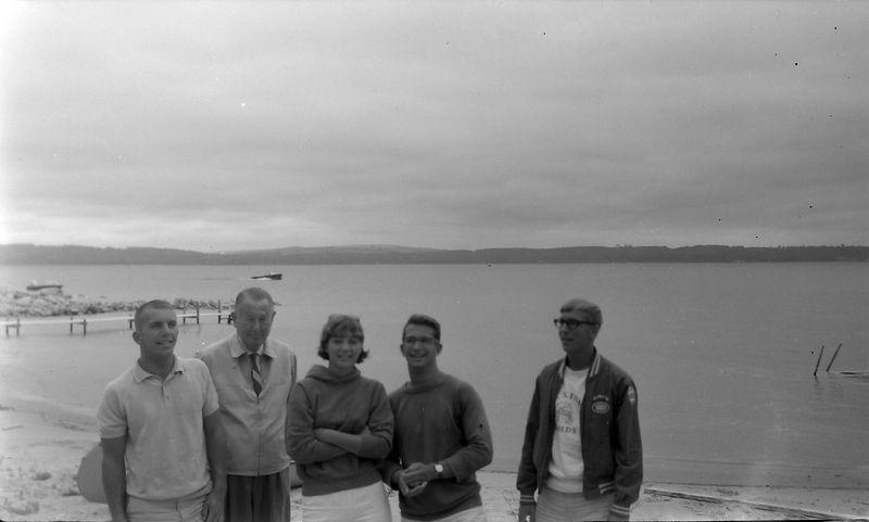 #174 Winston&Stowell&Malcolm&Kenyon Stebbins & Betsi Bond Roaring Brook Summer'65