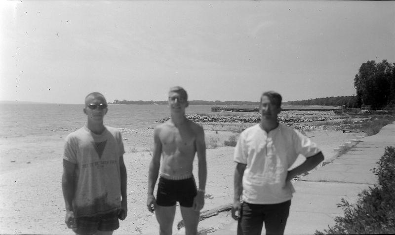 #91 Winston-Malcolm-Kenyon Stebbins Roaring Brook Summer'64
