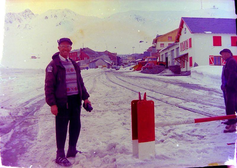 #149 Rowland Stebbins Pas de la Casa 16 Mar'65