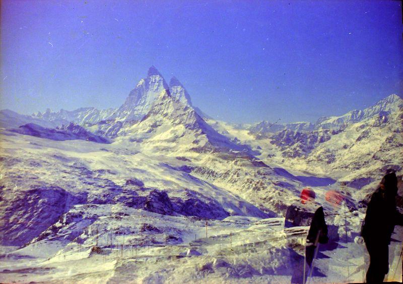 #49 C Rowland Stebbins & Matterhorn 6 Feb'64