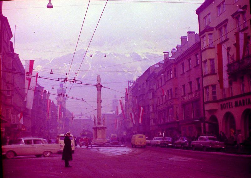 #22 Insbruck Austria 30 Jan'64