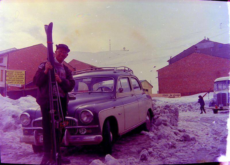 #150 Rowland Stebbins Pas de la Casa 16 Mar'65