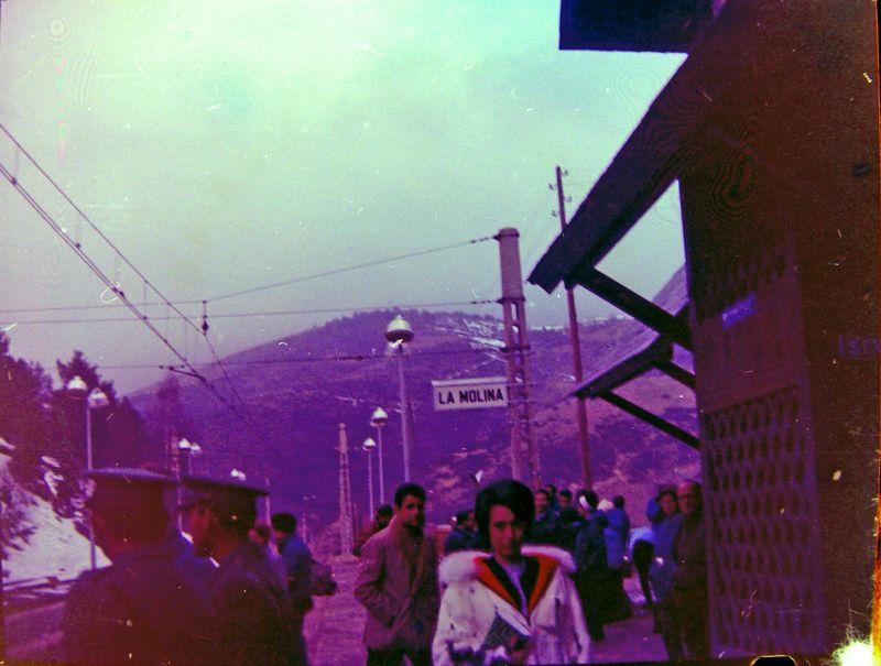 #144 Mrs Pujol De Galope at La Molina Spain 14 Mar'65