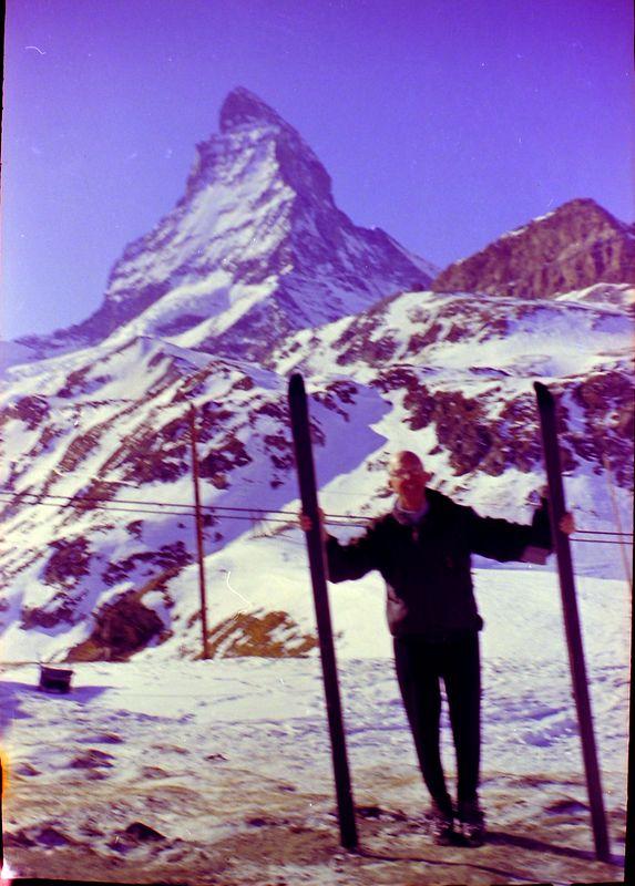 #46 C Rowland Stebbins & Matterhorn 6 Feb'64