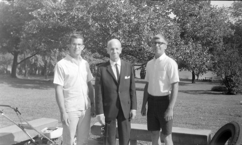 #171 Malcolm&George&Kenyon Stebbins 1710 MRD June'65